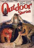 Outdoor Stories (1927-1928 Street & Smith) Pulp Vol. 3 #1