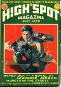 High Spot Magazine (1930-1931 Street & Smith) Vol. 4 #4