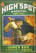 High Spot Magazine (1930-1931 Street & Smith) Vol. 4 #6