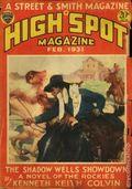 High Spot Magazine (1930-1931 Street & Smith) Vol. 5 #5