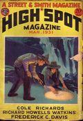 High Spot Magazine (1930-1931 Street & Smith) Vol. 5 #6
