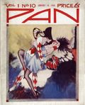 Pan: A Journal for Saints and Cynics (1919-1921 Pan) Vol. 1 #10