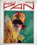 Pan: A Journal for Saints and Cynics (1919-1921 Pan) Vol. 1 #12