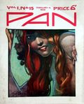 Pan: A Journal for Saints and Cynics (1919-1921 Pan) Vol. 1 #15