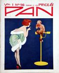 Pan: A Journal for Saints and Cynics (1919-1921 Pan) Vol. 1 #16