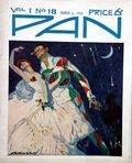 Pan: A Journal for Saints and Cynics (1919-1921 Pan) Vol. 1 #18