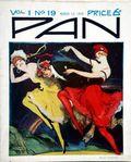 Pan: A Journal for Saints and Cynics (1919-1921 Pan) Vol. 1 #19