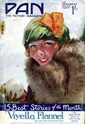 Pan: The Fiction Magazine (1921-1924 Odhams Press) Pulp Vol. 7 #7