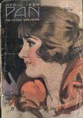 Pan: The Fiction Magazine (1921-1924 Odhams Press) Pulp Vol. 11 #34