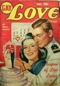Gay Love Stories (1942-1960 Columbia Publications) Pulp Vol. 2 #1