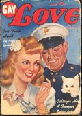 Gay Love Stories (1942-1960 Columbia Publications) Pulp Vol. 2 #4
