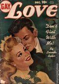 Gay Love Stories (1942-1960 Columbia Publications) Pulp Vol. 3 #1