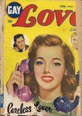 Gay Love Stories (1942-1960 Columbia Publications) Pulp Vol. 8 #4