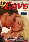 Gay Love Stories (1942-1960 Columbia Publications) Pulp Vol. 9 #6