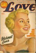 Gay Love Stories (1942-1960 Columbia Publications) Pulp Vol. 10 #3