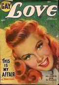 Gay Love Stories (1942-1960 Columbia Publications) Pulp Vol. 11 #2