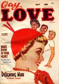 Gay Love Stories (1942-1960 Columbia Publications) Pulp Vol. 14 #1