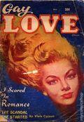 Gay Love Stories (1942-1960 Columbia Publications) Pulp Vol. 16 #6