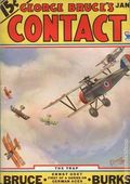 George Bruce's Contact (1933-1934 Adventure House) Pulp Vol. 2 #1