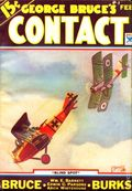 George Bruce's Contact (1933-1934 Adventure House) Pulp Vol. 2 #2
