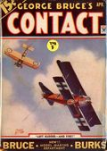 George Bruce's Contact (1933-1934 Adventure House) Pulp Vol. 2 #4