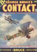 George Bruce's Contact (1933-1934 Adventure House) Pulp Vol. 2 #6