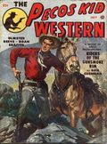 Pecos Kid Western (1950-1951 Popular Publications) Pulp Vol. 1 #1