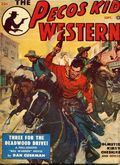 Pecos Kid Western (1950-1951 Popular Publications) Pulp Vol. 1 #2