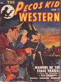Pecos Kid Western (1950-1951 Popular Publications) Pulp Vol. 1 #3