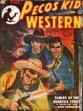 Pecos Kid Western (1950-1951 Popular Publications) Pulp Vol. 1 #4