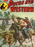 Pecos Kid Western (1950-1951 Popular Publications) Pulp Vol. 2 #1
