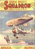 George Bruce's Squadron (1933-1934 Adventure House) Pulp Vol. 2 #4