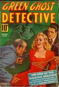 Green Ghost Detective (1941 Better Publications) Pulp Vol. 2 #3