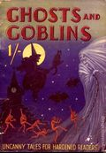 Ghosts and Goblins (1938 World's Work) Pulp 1