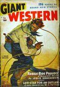 Giant Western (1947-1953 Standard Magazines) Pulp Vol. 1 #1