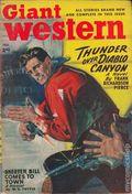 Giant Western (1947-1953 Standard Magazines) Pulp Vol. 2 #2