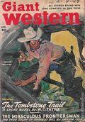 Giant Western (1947-1953 Standard Magazines) Pulp Vol. 3 #2
