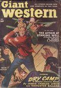 Giant Western (1947-1953 Standard Magazines) Pulp Vol. 4 #3