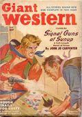 Giant Western (1947-1953 Standard Magazines) Pulp Vol. 5 #2