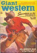 Giant Western (1947-1953 Standard Magazines) Pulp Vol. 6 #1