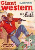 Giant Western (1947-1953 Standard Magazines) Pulp Vol. 6 #2