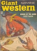 Giant Western (1947-1953 Standard Magazines) Pulp Vol. 7 #3