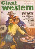 Giant Western (1947-1953 Standard Magazines) Pulp Vol. 9 #2