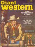 Giant Western (1947-1953 Standard Magazines) Pulp Vol. 9 #3