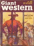 Giant Western (1947-1953 Standard Magazines) Pulp Vol. 10 #2