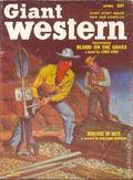 Giant Western (1947-1953 Standard Magazines) Pulp Vol. 11 #2