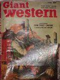 Giant Western (1947-1953 Standard Magazines) Pulp Vol. 11 #3
