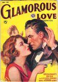 Glamorous Love Stories (1938 Popular Publications) Pulp 1st Series Vol. 1 #1