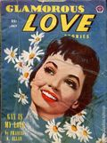 Glamorous Love Stories (1953-1954 New Publications) Pulp 2nd Series Vol. 2 #1