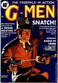 G-Men Detective (1935-1953 Standard Magazines) Pulp Vol. 1 #1